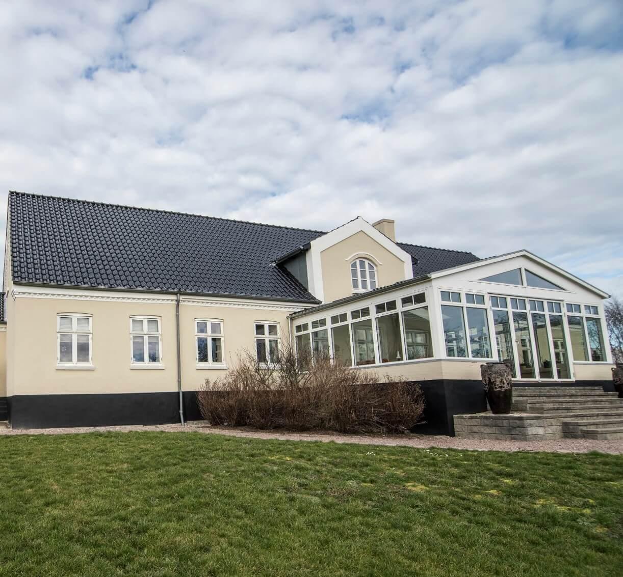 Renovering af hus Faaborg