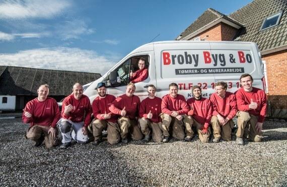 Broby Byg og Bo Team
