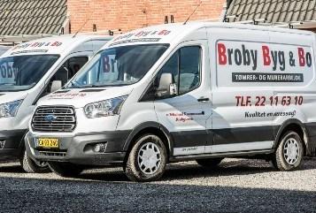 Renovering af bolig Broby